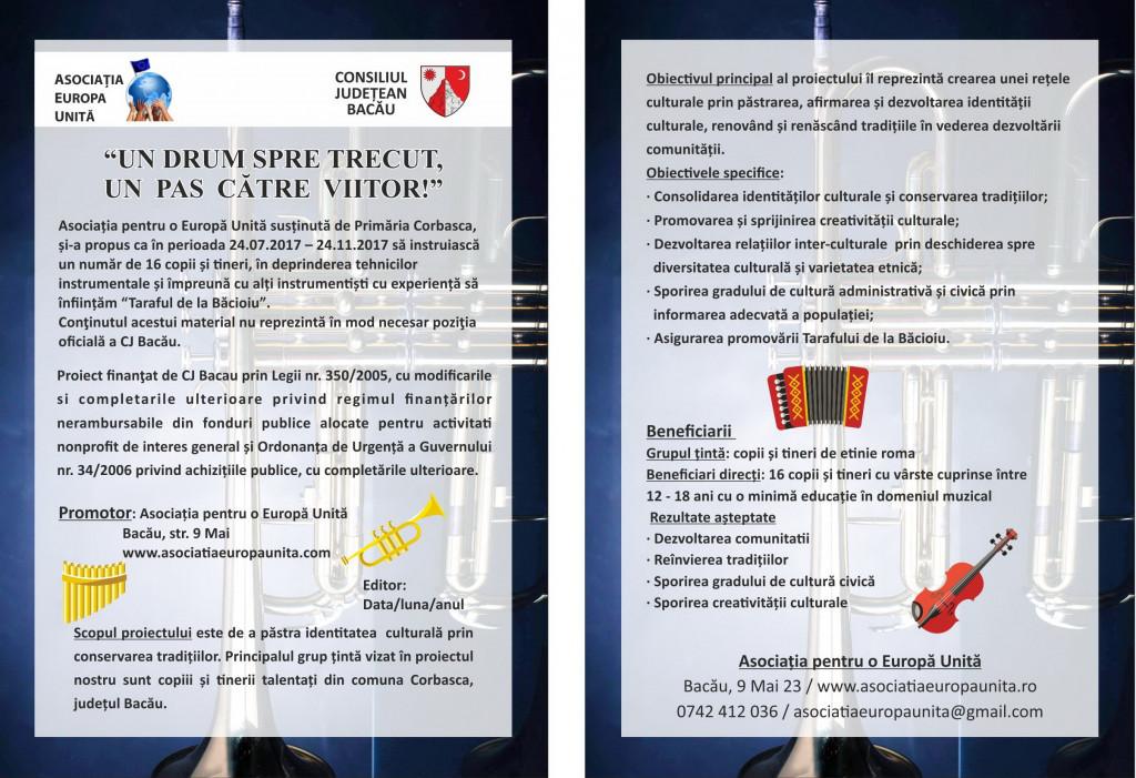 Asociatia Europa Unita flyer
